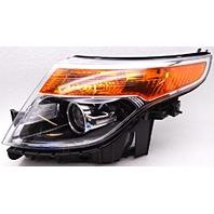 OEM Ford Explorer Left Driver Side Halogen Headlight Tab Missing