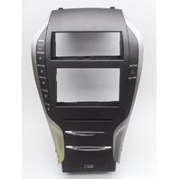 OEM Lincoln MKZ Gear Shift Radio Temperature Control Faceplate-Chrome Trim Chip