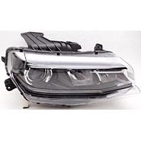 OEM Chevy Camaro Right Passenger Side Halogen Headlight Small Housing Chip