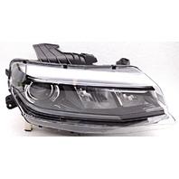 OEM Chevy Camaro Right Passenger Side Halogen Headlight Lens Defect