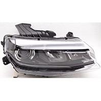 OEM Chevy Camaro Right Passenger Halogen Headlight Moisture Inside Housing Chip