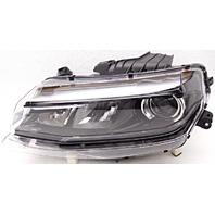 OEM Chevy Camaro Left Driver Side Halogen Headlight Top Mount Missing