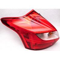 OEM Ford Focus Hatchback Left Driver Side Tail Lamp DM5Z-13405-C