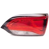 OEM Chrysler Pacifica Right Passenger Side Gate Mounted Tail Lamp Lens Crack