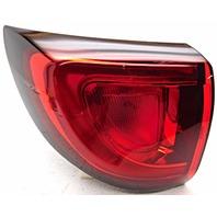 OEM Chrysler Pacifica Left Driver Side Quarter Mounted Tail Lamp Lens Chip