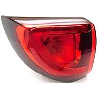 OEM Chrysler Pacifica Left Driver Side Quarter Mounted Tail Lamp Lens Flaw