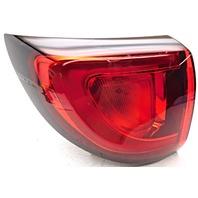 OEM Chrysler Pacifica Left Driver Side Quarter Mounted Tail Lamp Lens Crack