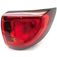 OEM Chrysler Pacifica Right Passenger Side Quarter Mounted Tail Lamp Lens Crack