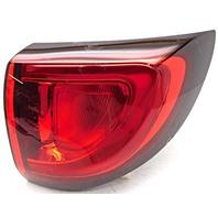 OEM Chrysler Pacifica Right Passenger Quarter Mounted Tail Lamp Lens Chip