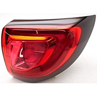 Non-US Market Pacifica Right Hand Quarter Mount Tail Lamp Lens Chip