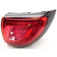 Non-US Market Pacifica Right Hand Quarter Mount Tail Lamp Lens Crack