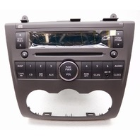 New OEM Nissan Altima Radio Stereo Cassette CD Player W/O BOSE Face ID PY12G
