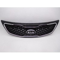 Genuine OEM 2011-2013 Kia Sorento Gloss Black Grille 86350-1U200 Scuff