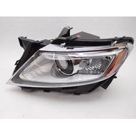 Genuine OEM 2015 Lincoln MKX Left Xenon Headlamp BA1Z-13008-D Lens Chip