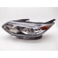 Genuine OEM 2016 Chevrolet Volt Left Headlamp 84016027 Lens Crack