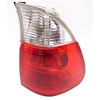 OEM BMW X5 Right Passenger Quarter Tail Light Tail Lamp-Lens Chips