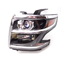 OEM GM Tahoe Suburban Left Driver Halogen Headlight Head Lamp-Repair/Scratches