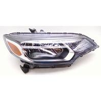 OEM Honda Fit Right Passenger Halogen Headlight Head Lamp-Tab Repair