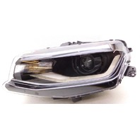 OEM Chevrolet Camaro Left Driver Bare Xenon Headlight Head Lamp-Tab Repair