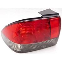OEM Saab 900 Left Driver Side Tail Lamp Housing Crack 4468971