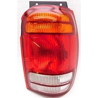 OEM Ford Explorer Right Passenger Side Tail Lamp Lens Chip