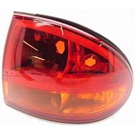OEM Oldsmobile Alero Right Passenger Side Tail Lamp Chrome Flaking