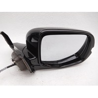 OEM Honda Pilot Right Black Side View Mirror 76200-TG7-A21ZD Scratches