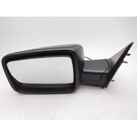 OEM Dodge Ram 1500 2500 3500 Left Black Side View Mirror w/o Signal 55372067AG