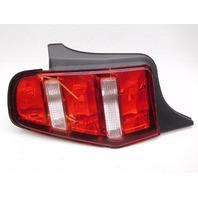 OEM Ford Mustang Left Tail Lamp AR3Z-13405-B Lens chip.