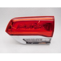 OEM Jeep Grand Cherokee Right Liftgate Tail Lamp 68110046AC Bezel Crack