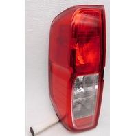 OEM Nissan Frontier Suzuki Equator Left Tail Lamp 26555-EA825 Lens Chip Crack
