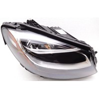 Mercedes-Benz C300 C350e C450 Right Passenger Side Headlamp Factory Lens Flaw