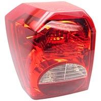 OEM Dodge Caliber Left Driver Side Tail Lamp Lens Cracked