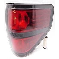 OEM Ford F150 Right Passenger Side Dark Bezel Tail Lamp