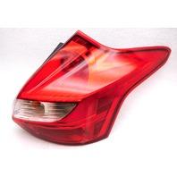 OEM Ford Focus Hatchback Rear Right Passenger Tail Light Tail Lamp-Lens Chip