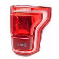 OEM Ford F-150 Right Passenger LED Tail Light Tail Lamp W/ Blind Spot-Lens Chip