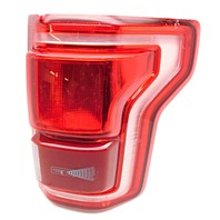 OEM Ford F-150 Right Passenger LED Tail Light Tail Lamp W/ Blind Spot-Chips