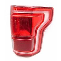 OEM Ford F-150 Right Passenger LED Tail Light Tail Lamp W/ Blind Spot-Lens Crack