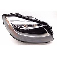 OEM Mercedes C-Class SDN Right Passenger Halogen Headlight Head Lamp-Repair/Chip