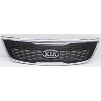 OEM Kia Sorento Grille Chrome Defects and Scratches 86350-1U500
