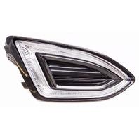 OEM Ford Edge Right Passenger Lower Bumper LED Park Lamp Turn Signal-Tab MIssing