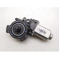 OEM Hyundai Sonata Rear Left Power Window Motor 83450-3K001