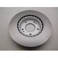 "OEM Kia Forte EX LX Soul 2.0L Front Brake 11.0"" Vented Disc Rotor 51712-1M000"