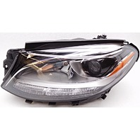 OEM Mercedes-Benz GLE Left Driver Side Halogen Headlamp Tabs Missing