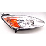 OEM Ford C-Max Right Passenger Halogen Headlight Head Lamp-Tab Missing/Crack
