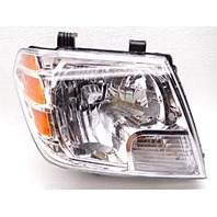 OEM Nissan Frontier Right Passenger Halogen Headlight Head Lamp-Water Spots/Refl