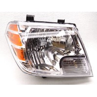 OEM Nissan Frontier Passenger Halogen Headlight Head Lamp-Tab Missing/Scratches