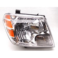 OEM Nissan Frontier Right Passenger Halogen Headlight Head Lamp-Tab Missing