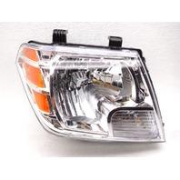OEM Nissan Frontier Right Passenger Halogen Headlight Head Lamp-Tab Missing/Refl
