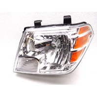 OEM Nissan Frontier Left Driver Halogen Headlight Head Lamp-Tab Missing/Visual
